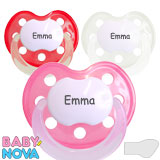Baby Nova, orthodontique, silicone, taille 1