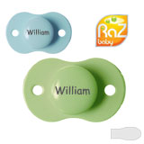 Razbaby, orthodontique, silicone, taille 2