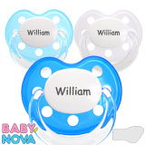 Baby-Nova, orthodontique, silicone, taille 3