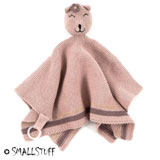 Smallstuff doudou, rose, chat