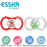 Esska Happy, symétrique, silicone
