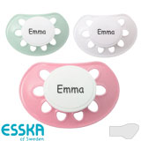 Esska Classic, orthodontique, silicone, taille 2
