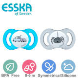 Esska Happy Mini, symétrique, silicone